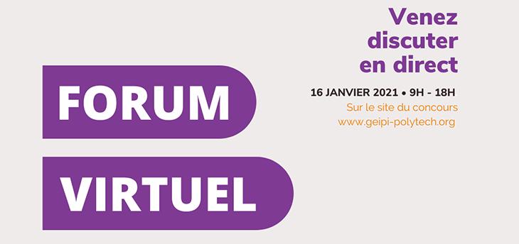 Forum Virtuel Geipi Polytech