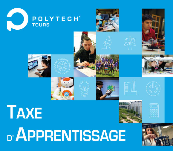 Taxe Apprentissage Polytech Tours