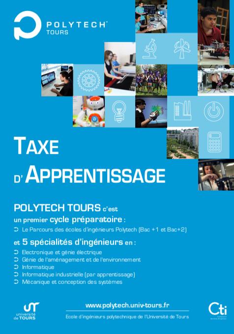 Taxe Polytech Tours